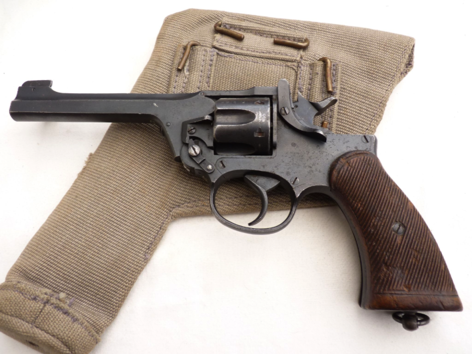 Deactivated 1938 dated Enfield No2 mk1  38